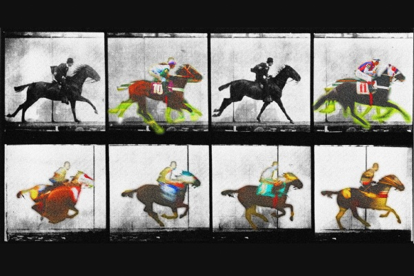 Muybridge at the Jockey Club